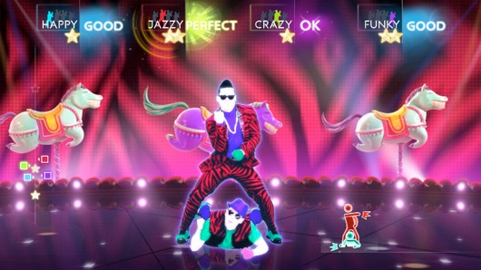 Gangnam Sytle available for Just Dance 4 on Xbox 360 available now, other platforms soon