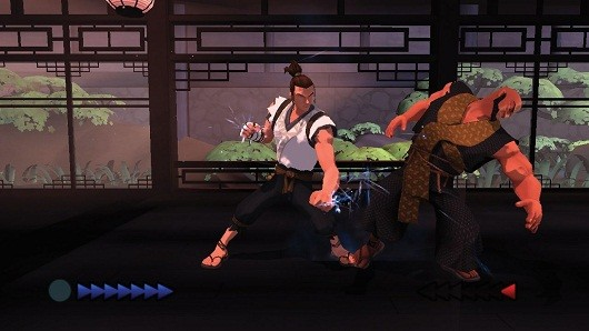 Karateka revamp screens, coming to Steam, iOS too