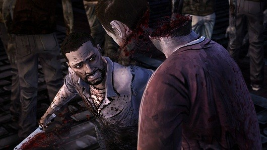 The Walking Dead Episode Five review All the time in the world