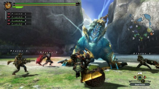 Capturing the grandeur of the hunt with Wii U's Monster Hunter 3 Ultimate