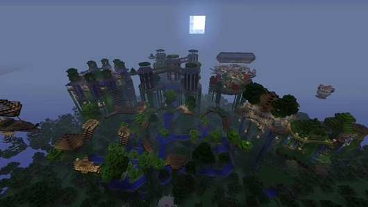 Minecraft XBLA gets golden apples in bug fix, raises $500k for charity