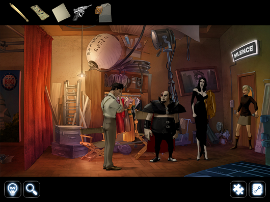 Hollywood Monsters, the new adventure game from Pendulo Studios, scheduled for release on December 6