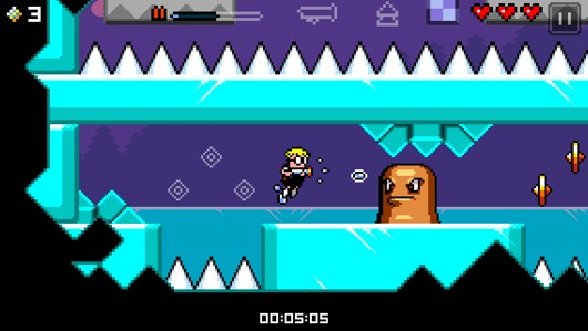 Mutant Mudds heading to iOS