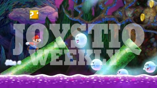 Joystiq Weekly Wii U too, buddy!
