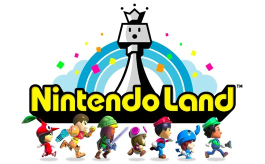 Nintendo Land review Controller coaster