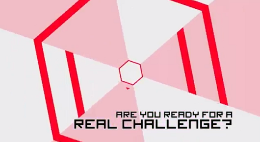 Super Hexagon cloned on PC, Cavanagh is pretty all right with it