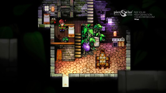 Genesis RPG 'Pier Solar' goes HD via Kickstarter