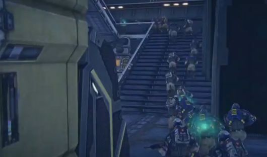 mini Planetside 2 trailer is inquisitive