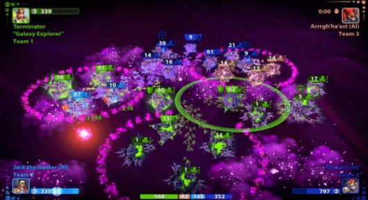 Xbox Live features Planets Under Attack, big board, card, and puzzle game sale this week