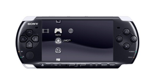 PSP 3000 Core Pack says it's still around, goes for $99 at Amazon