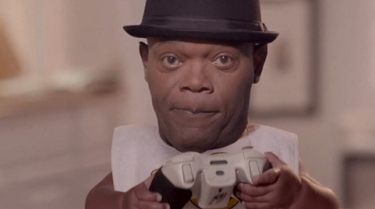 Samuel L Jackson teaser for VGAS mini