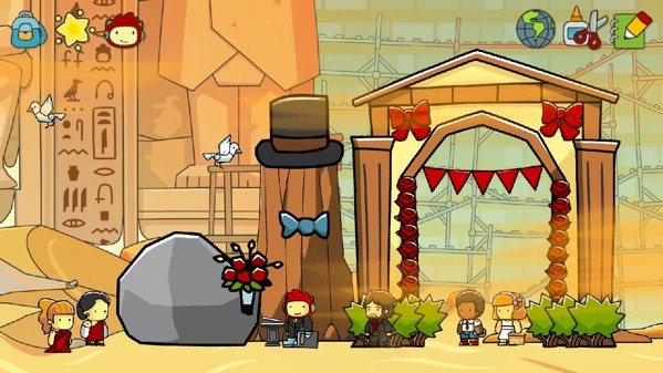 Scribblenauts Unlimited review Limitless tomfoolery