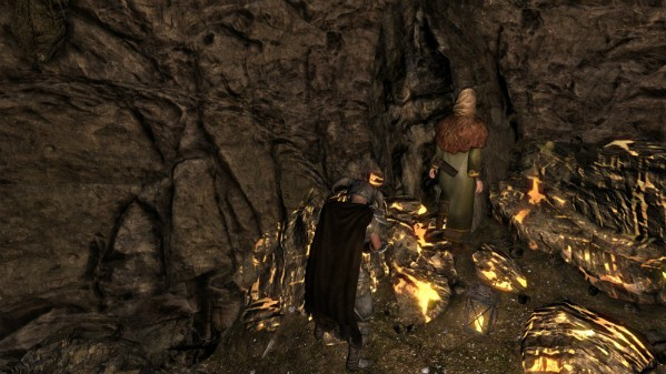 Skyrim's birthday love is easy acceptance is hard