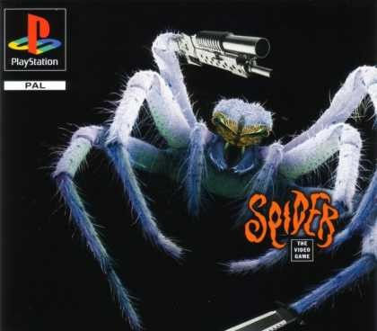 Stiq Figures, October 29  November 4 Spider The Video Game edition