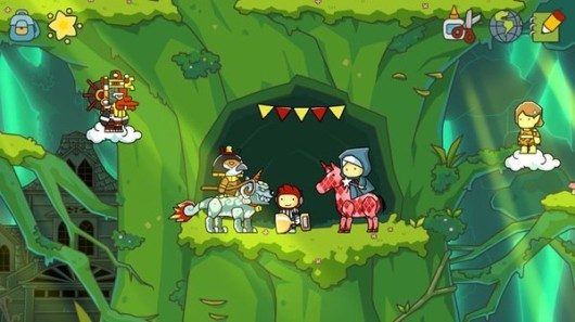 Scribblenauts Unlimited not coming to Europe until 2013