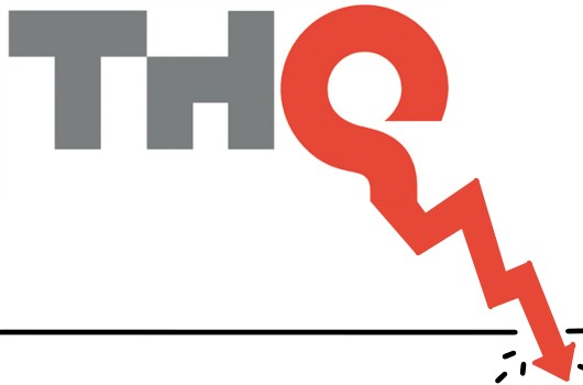 THQ stock plummets during morning trading
