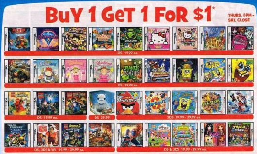 Toys R Us offers 'buy one get one for one cent' game sale, lots more on Black Friday