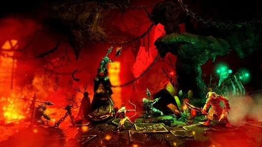 Trine 2 Director's Cut is a Wii U eShop launch game