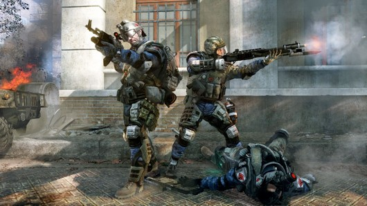 Crytek Warface up to 5 million players