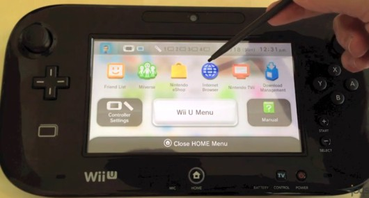 Raising the curtain on Wii U's web browser