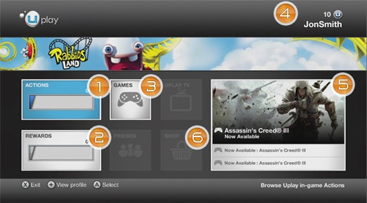Ubisoft Uplay app now available on Wii U