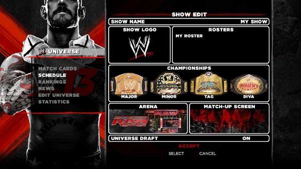WWE 13 review Gimme a hell yeah