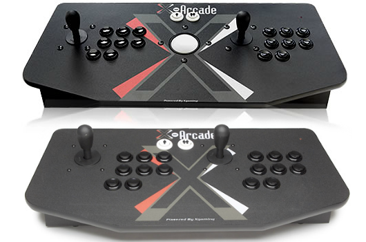 XArcade sticks it to Black Friday with two discounted arcade paltforms