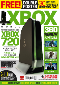 Rumor Xbox World spills Xbox 720 details in penultimate issue