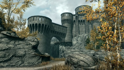 Skyrim and Oblivion brandish dealblades in Elder Scrolls sale on Xbox Live