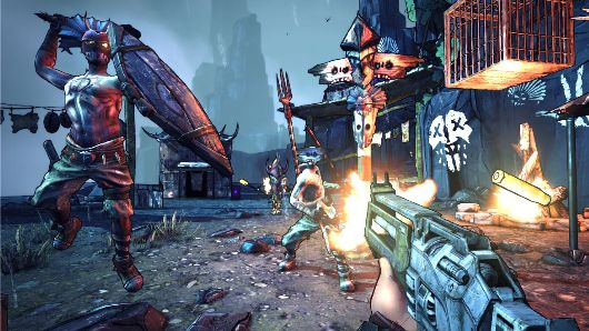Borderlands series discounts bombard Xbox Live today
