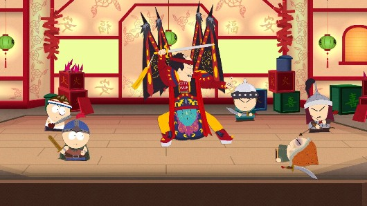 South Park The Stick of Truth trailer features crossdressing and some wizard crap