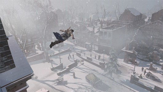 Why you shouldn't attempt the 'Leap of Faith' from Assassin's Creed