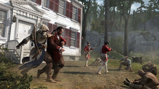 Don't load Assassin's Creed 3 while Hidden Secrets DLC is downloading