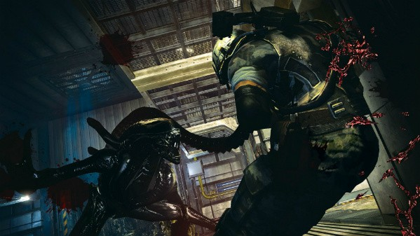 Surviving the Xenomorph offensive in Aliens Colonial Marines