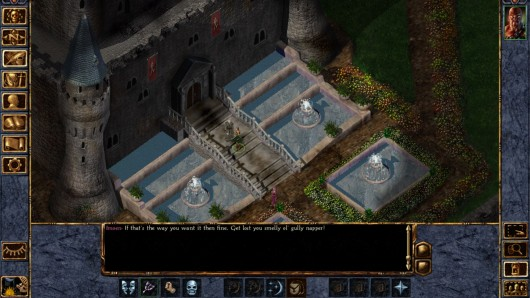 Deja Review Baldur's Gate  Enhanced Edition