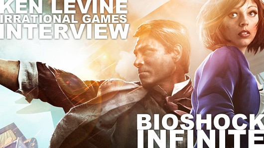 Ken Levine on the faith of BioShock Infinite and the evolution of Elizabeth