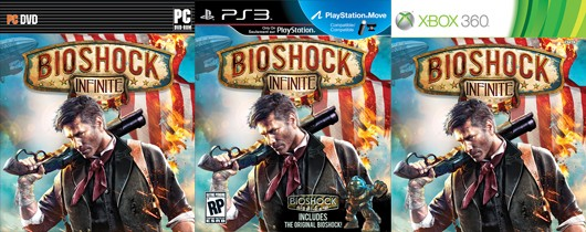 BioShock Infinite box art needs to shave