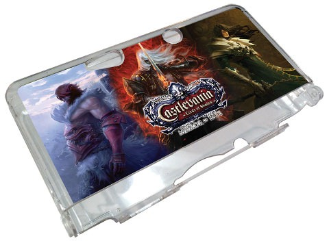 Preorder Castlevania Mirror of Fate at GameStop, get 3DS case