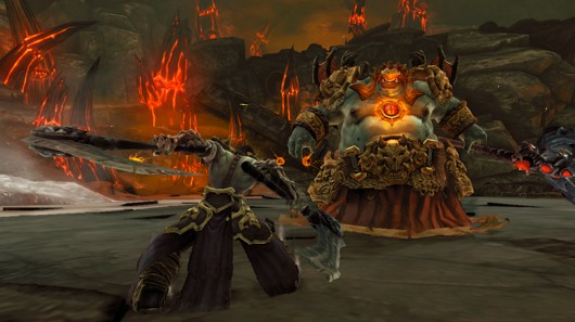 Darksiders 2 'Demon Lord Belial' DLC revealed