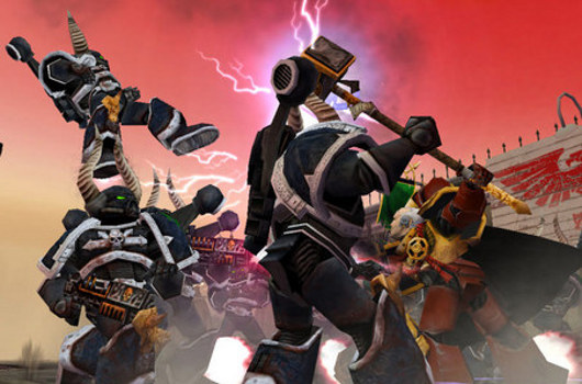 THQ Humble Bundle adds Warhammer 40K Dawn of War