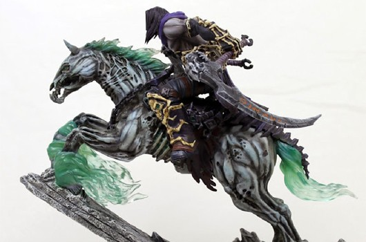 Darksiders 2 statues bring Death and Despair into your living space