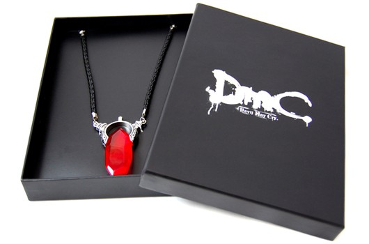 Free Dante's bling when you buy DmC Devil May Cry from Capcom