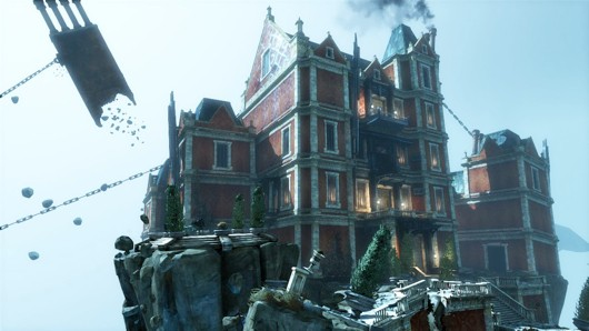PSA Dishonored Dunwall City Trials comes to PC, 360, PS3 today