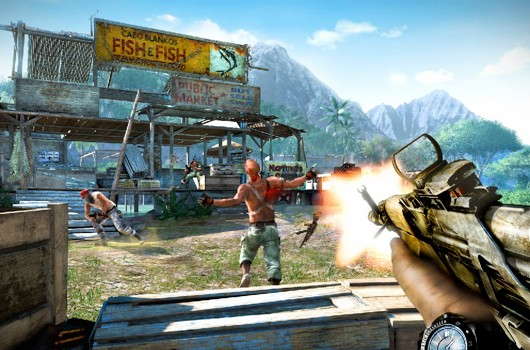 Far Cry 3 (Platforms: PS3, 360, PC; Release Date: September 2012)