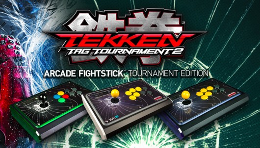 Tekken Tag Tournament 2 Fightstick S and S now shipping