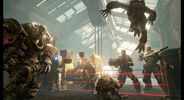 Gears of War Judgment's new hotness Overrun