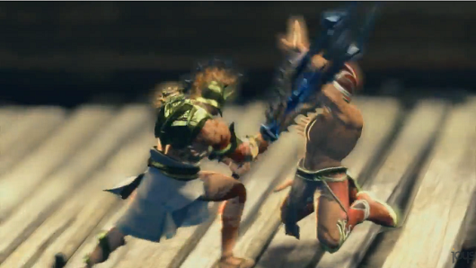 God of War Ascension's multiplayer trailer is straightup gross
