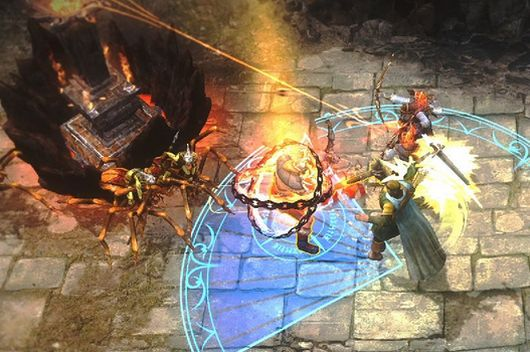 Guardians of MiddleEarth review MOBA a feeling