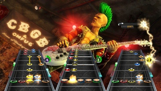 Report Guitar Hero 7 had 6string guitar and nothing else, canned in 2011