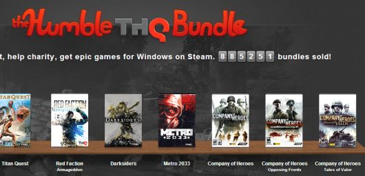 THQ bundle ends, earning $5 million from 885,000 bundles